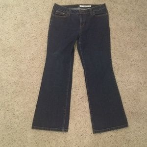 DKNY petite jeans size 14p
